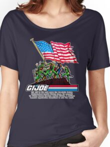 G.I. Joe 1982 - Stars and Stripes Forever Women's Relaxed Fit T-Shirt