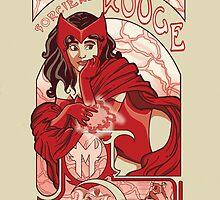 Sorcière Rouge by miss-lys