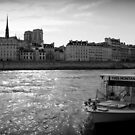 The Seine by Caroline Fournier