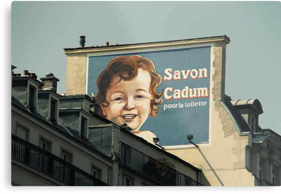 Savon by Caroline Fournier