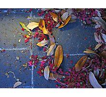The Fallen Photographic Print