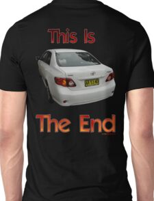 This Is The End (AR.53.ND) T-shirt Design Unisex T-Shirt