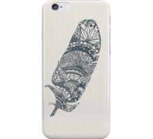 Feather Paper-Cut  iPhone Case/Skin