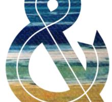Beaches & Cream Sticker