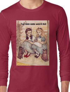 Dorothy and Alice Long Sleeve T-Shirt