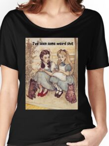Dorothy and Alice Women's Relaxed Fit T-Shirt