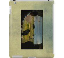Hitchcockasaur iPad Case/Skin