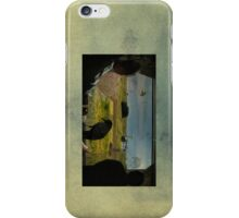 Hitchcockasaur iPhone Case/Skin