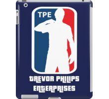 T.P.E. iPad Case/Skin