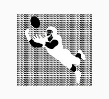 NFL American Football Jumping for Ball  Unisex T-Shirt