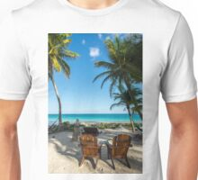 Heaven is a Place on Earth - Tulum  Unisex T-Shirt