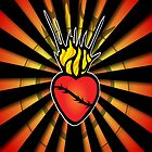 Sacred Heart by Samantha Casey