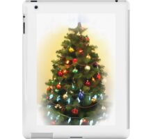 Get ready for Christmas. iPad Case/Skin