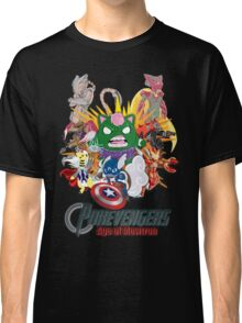 Pokevengers: Age of Mewtron Classic T-Shirt