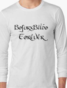 Bilbo loves Bofur Long Sleeve T-Shirt