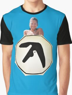 Window Licker - Aphex Twin Graphic T-Shirt
