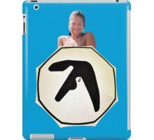 Window Licker - Aphex Twin iPad Case/Skin