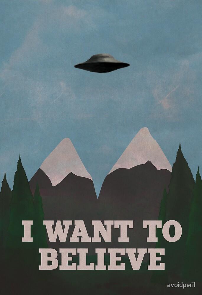 X-Files Twin Peaks mashup v2 by avoidperil