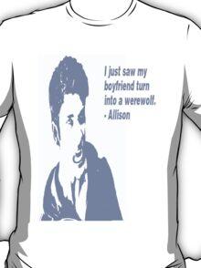 Scott McCall Teen Wolf T-Shirt