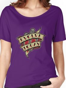 Evolve Today Women's Relaxed Fit T-Shirt