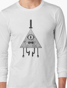 Gravity Falls' Bill Cipher Long Sleeve T-Shirt