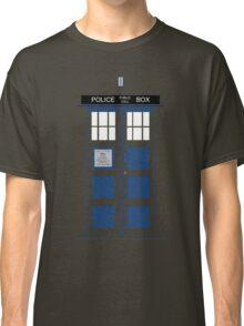 Big Blue Box Classic T-Shirt