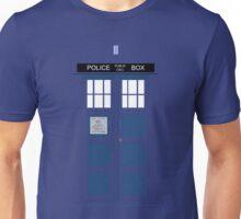 Big Blue Box Unisex T-Shirt