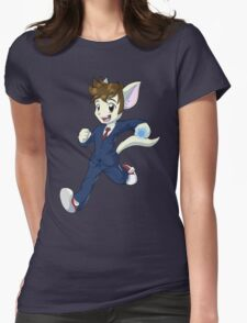 10th Doctor David Tennant Kitty T-Shirt
