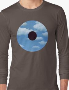 Surrealist Eye Long Sleeve T-Shirt