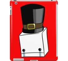 Hatty Head iPad Case/Skin