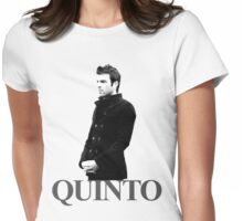 Zachary Quinto Womens Fitted T-Shirt