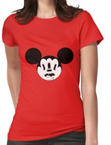Acid Womens Fitted T-Shirt