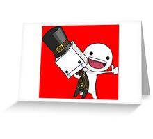 BBT Greeting Card