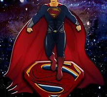Superman: Man Of Steel by Michael Donnellan