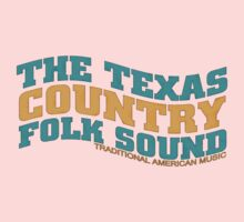 The Texas Country Kids Tee