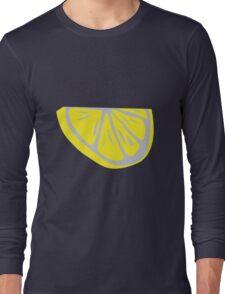 Slice of lemon Long Sleeve T-Shirt