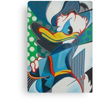 donald abstract Metal Print