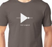 Not Logical  - T Shirt Unisex T-Shirt
