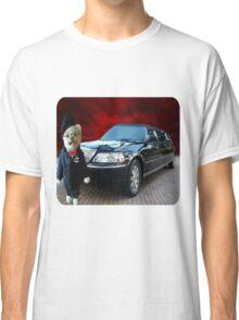 Teddy Bear Limousine Chauffeur Kids (CHILDRENS) Tee Shirt Classic T-Shirt