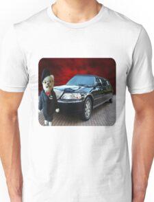Teddy Bear Limousine Chauffeur Kids (CHILDRENS) Tee Shirt Unisex T-Shirt