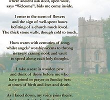 Poem about a church by Katherine T Owen, Author