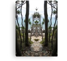 Noosa as you have never seen it. Canvas Print