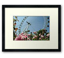 London Eye! Framed Print