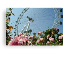 London Eye! Canvas Print