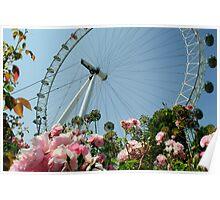 London Eye! Poster