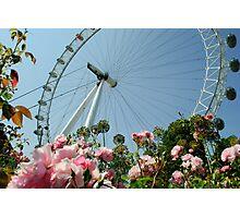 London Eye! Photographic Print
