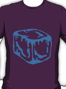 Ice Cube Design T-Shirt