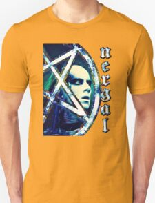 NERGAL - STAINED GLASS T-Shirt