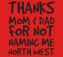 North West LOL Baby Tee