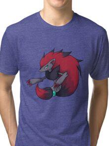 Zoroark Tri-blend T-Shirt